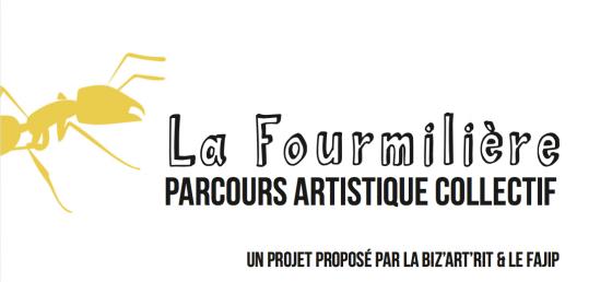 La Fourmilière, Parcours artistique collectif