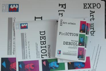 F(r)iction – Philippe Debiol – CHIVA