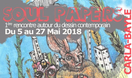 Florent Barrué – SOUL PAPERS – Exposition collective