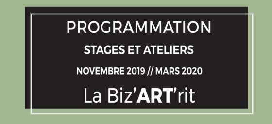 Programmation Stages et Ateliers