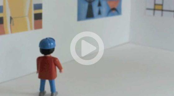 Bob et les quatre tableaux