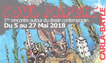 Florent Barrué – SOUL PAPERS – Exposition collective