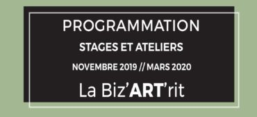 Programmation Stages et Ateliers