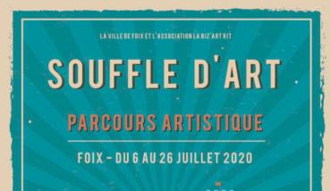 SOUFFLE D'ART – Parcours artistique