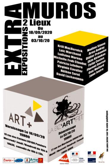 Exposition «EXTRA MUROS»